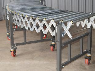 Flexible Expandable Roller Conveyor