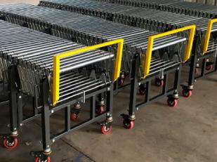 Flexible Motorized Roller Conveyor