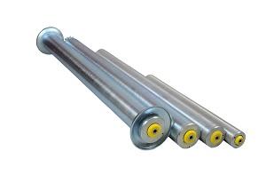 Airoll Heavy Duty Gravity Conveyor Rollers 200 Series